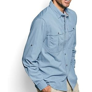 🎣ORVIS OPEN AIR CASTER BUTTON DOWN SHIRT